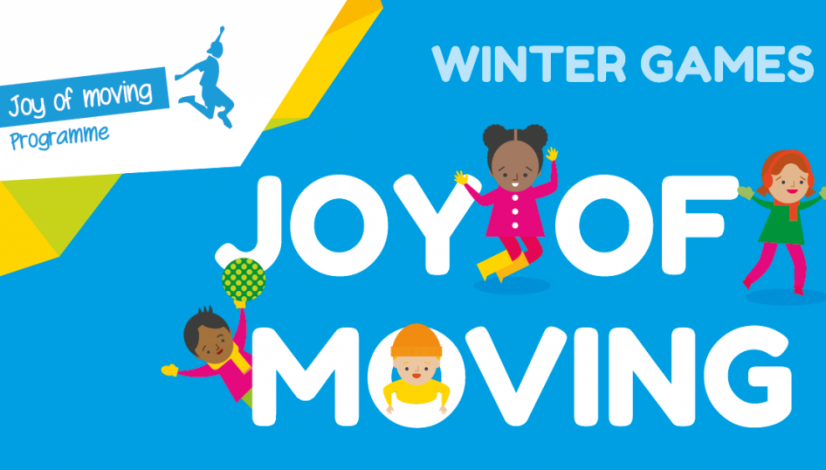 Joy of Moving Winter Games