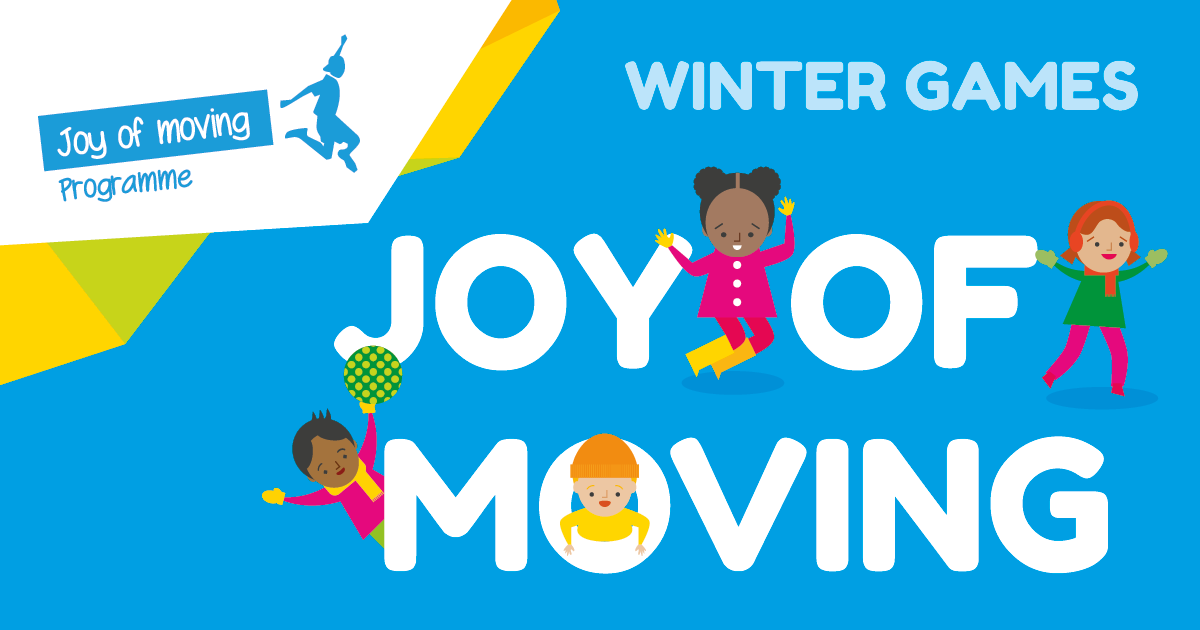Joy of Moving Winter Games